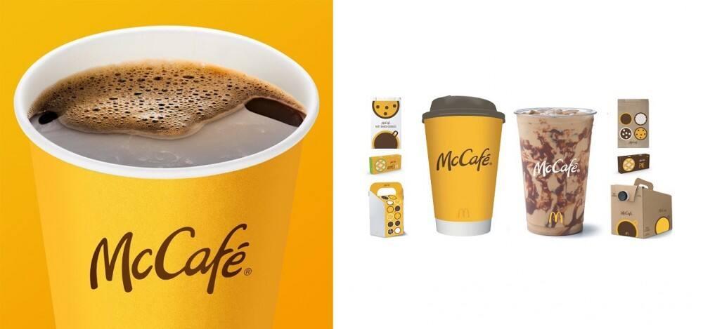McCafé is McNewish