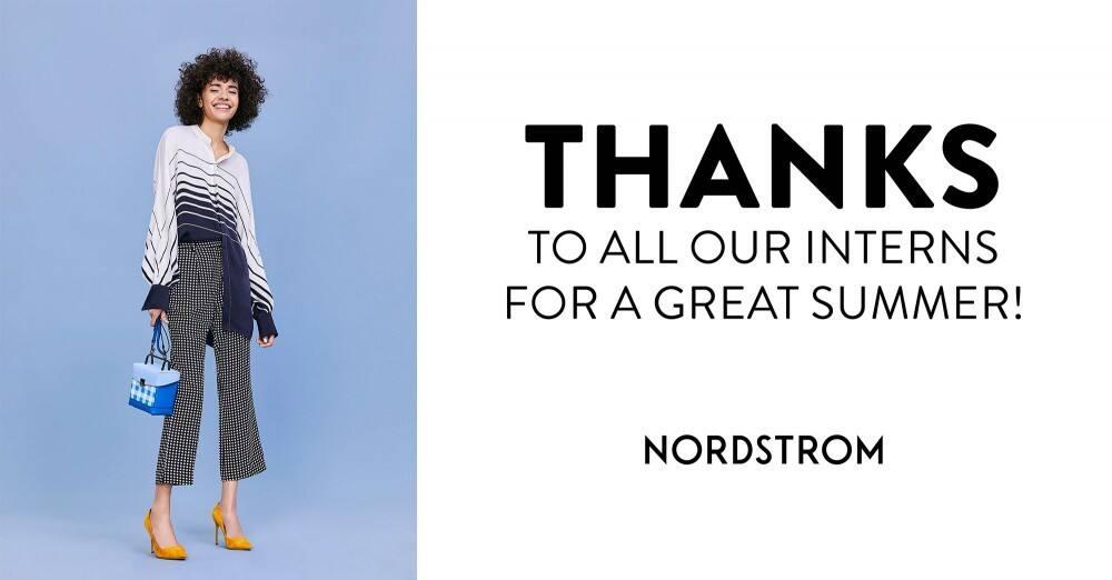 New  logo  for Nordstrom