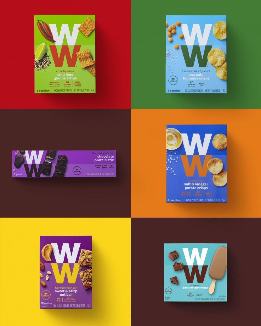 Follow-up: Packaging for WW by Pearlfisher
