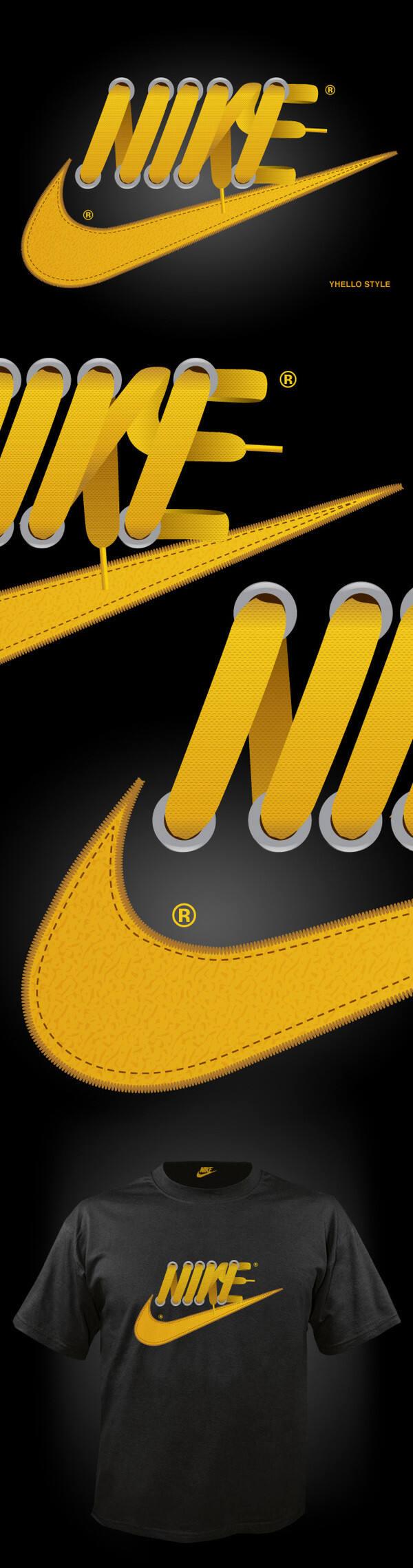 Nike Laces by Hugo Silva