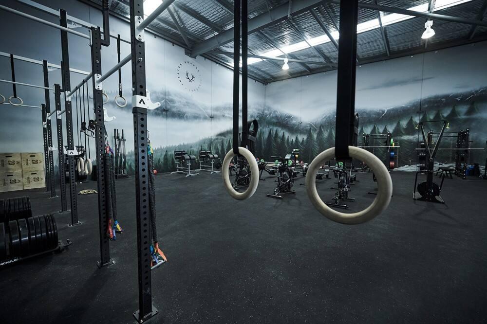 Branding & Art Direction for Smeaton Grange CrossFit