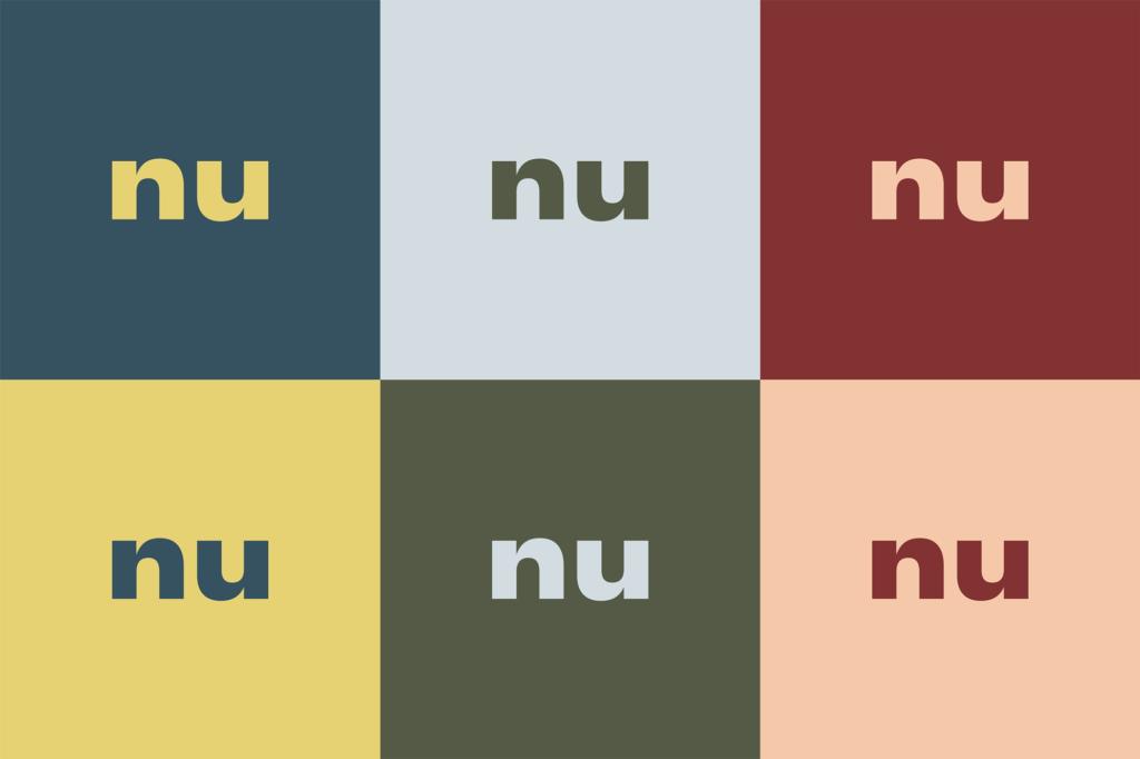 Nuuly服装品牌logo设计