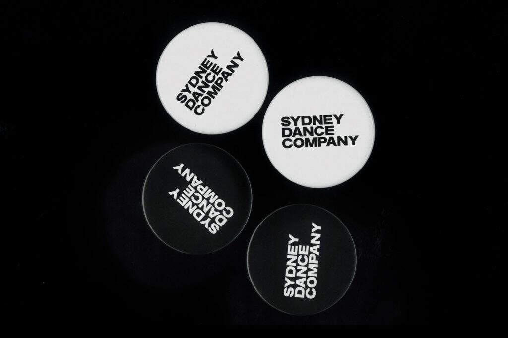 澳大利亞領先的現代舞公司vi設計