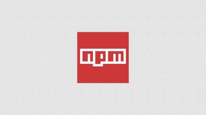 npm software logo icon