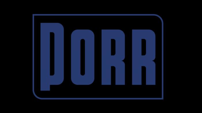 PORR Group logo